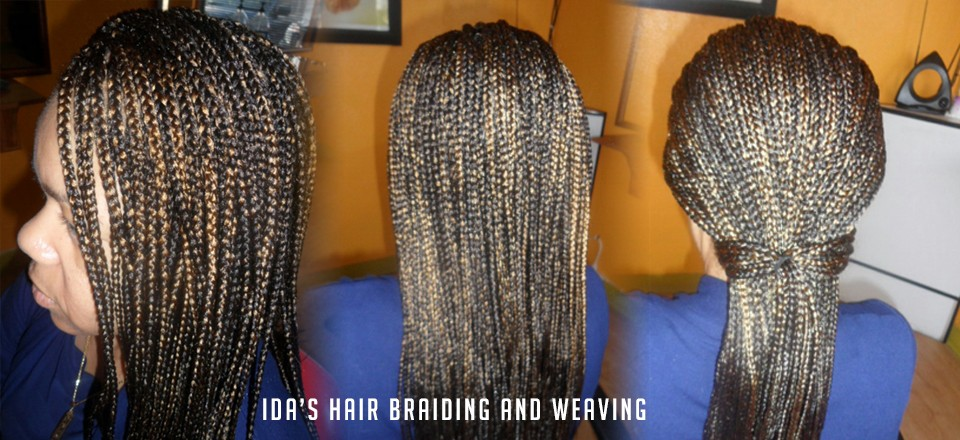 Ida's Hair Braiding and Weaving