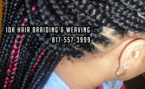Box & Single Braids